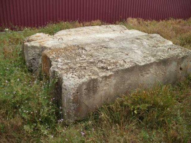 Фундаментные блоки  0.4х2.4