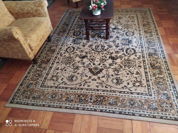 2 Carpetes vintage impecáveis, pouco uso