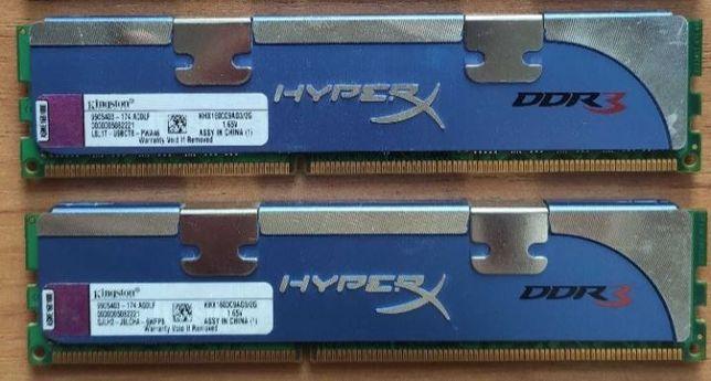 Оперативна пам'ять DDR3 16gb 2x8gb Kingston
