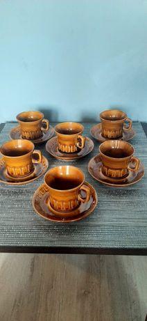 Serwis zestaw do kawy herbaty Tułowice