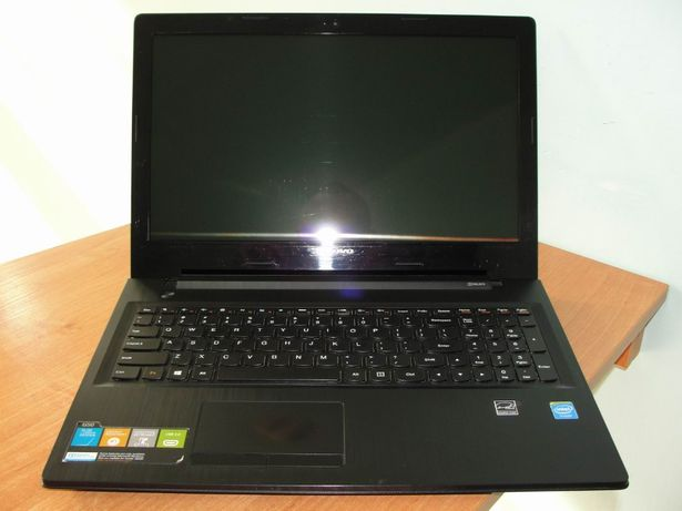 "Laptop LENOVO G50 15,6"" HD+ Celeron N2840 4GB 500GB WIN8.1 stan BDB GW"
