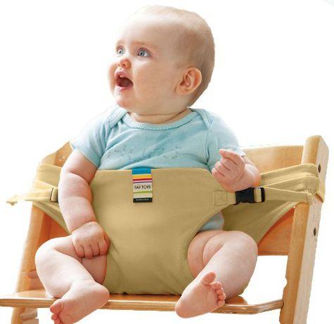 Portador Para Bébé Que Também Serve de Cadeira