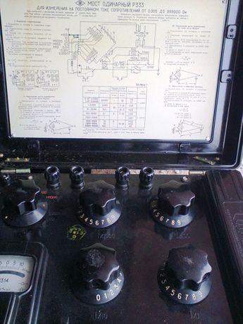 прибор р333 мост постоянного тока