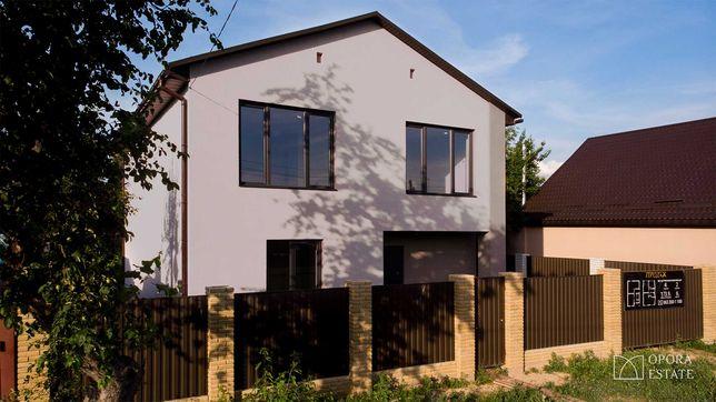 Новый дом 180 кв.м. коттедж 6 сот Рокоссовского, Нива, ул.Бобровицкая