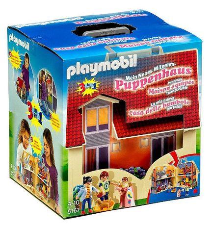 Ляльковий будиночок Playmobil 5167