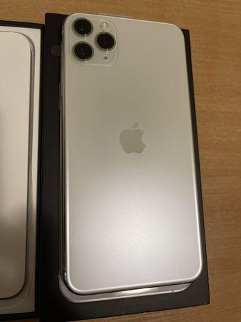 Iphone 11 pro max 64 silver neverlok