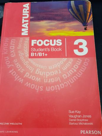 Matura podręcznik Focus 3