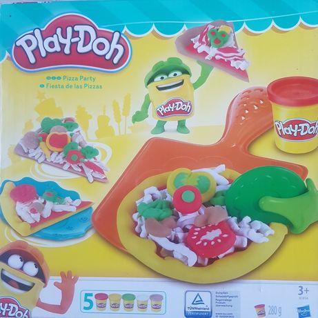 Play-Doh pizzeria