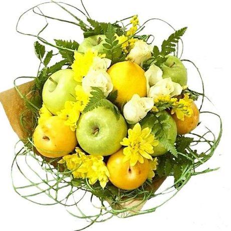 Букеты фруктовые, сладкие,мужские - на любой праздник!
