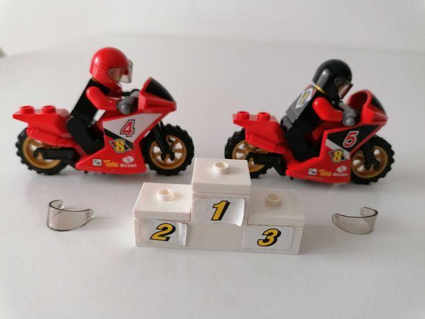 LEGO motas corrida