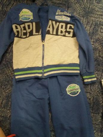 Спортивний костюм на 7-8 років ріст 122-128