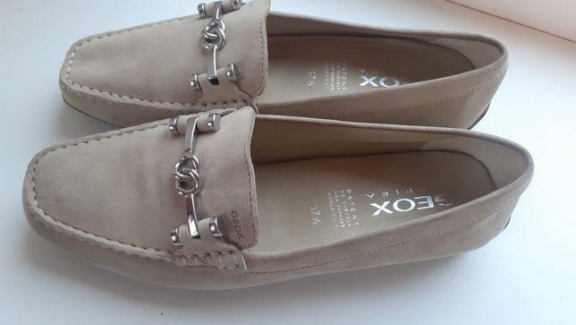 Мокасины туфли Geox