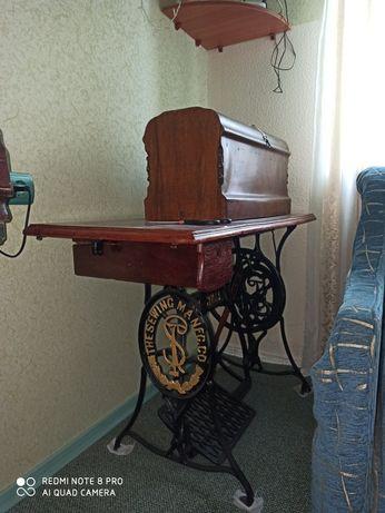 Швейная машинка SILBERBERG Антиквариат