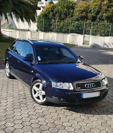 Audi A4 1.9TDi PD130 Troco/Retomo trato financiamento