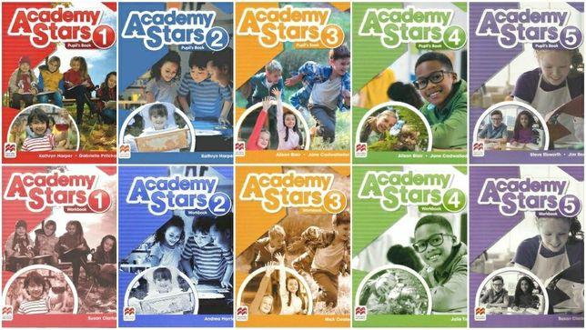 Книги Academy Stars