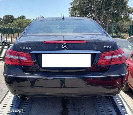 Peças Mercedes-Benz E 250 CDI Coupe 2009