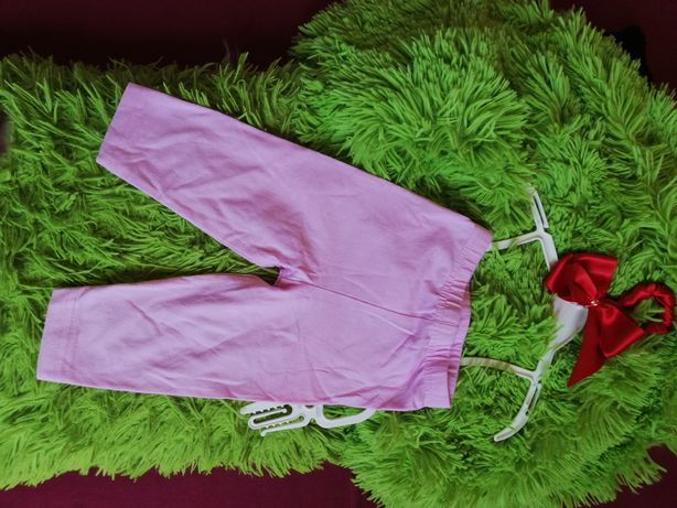Leginsy, legginsy dla dziewczynki 2szt