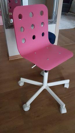 Nowe krzesełko fotel do biurka IKEA