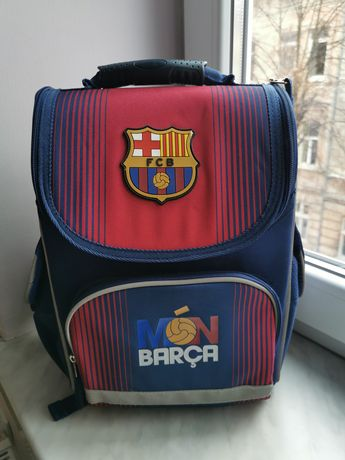 Рюкзак шкільний Kite FCB Mon Barca