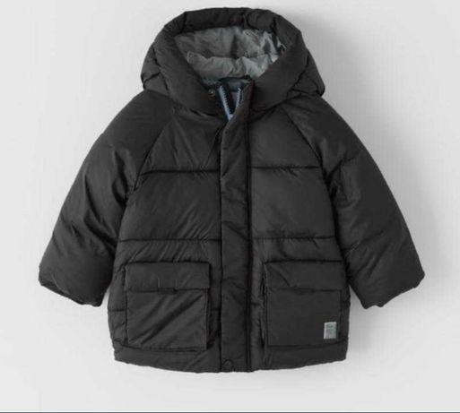 Куртка єврозима Zara 3-4 р