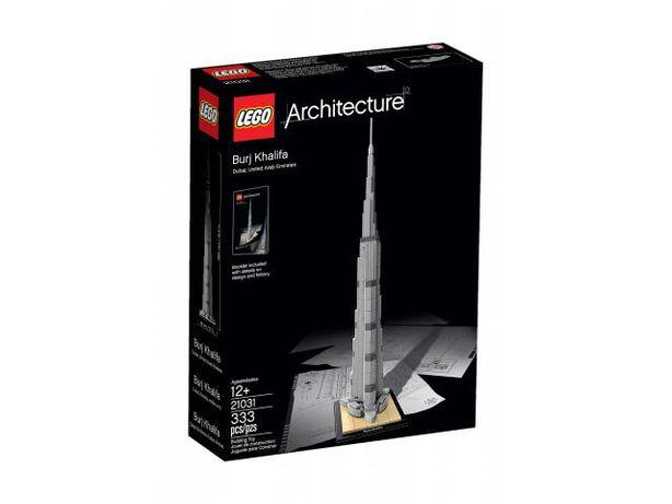 LEGO ARCHITECTURE 21031 Burj Khalifa Nowe