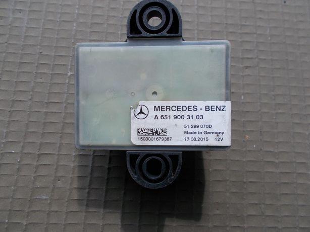 Przekaźnik świec żarowych Mercedes 906
