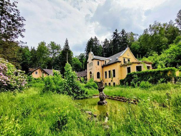 В Германии - великолепная вилла на курорте у большого города