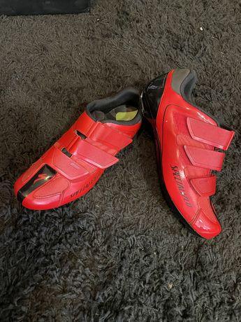 Sapatos de Estrada Specialized