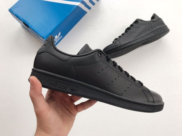 Кроссовки Adidas Originals Stan Smith Triple Black M20327