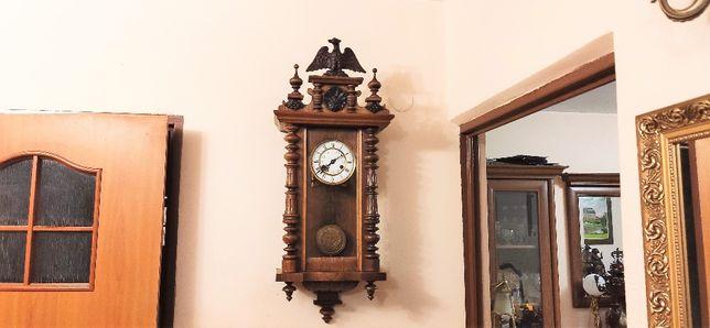 Kienzle przepiękny stylowy zegar wiszący