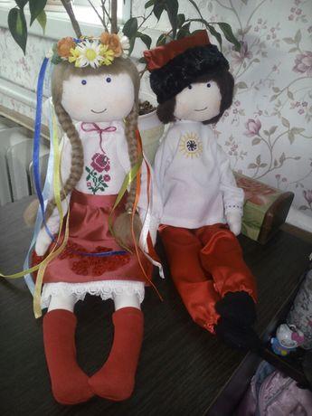 Куклы украинцы