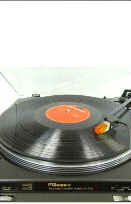 Gramofon SLBD3