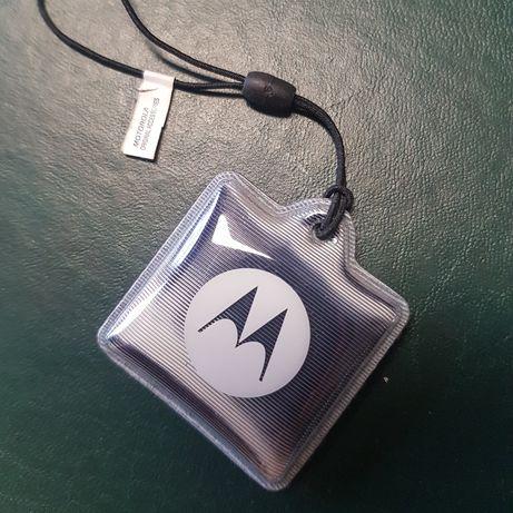 Breloczek Motorola  Oryginalny Gadżet do kluczy telefonu torby plecak