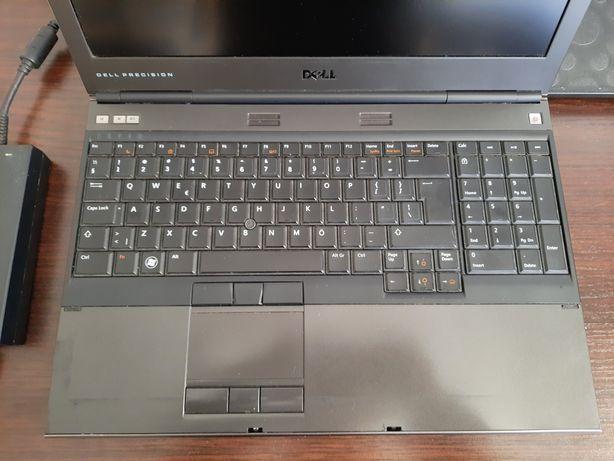 Laptop dell precision m4600 i7 8Gb RAM Windows 10
