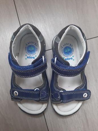Sandały chłopięce Lasocki Kids