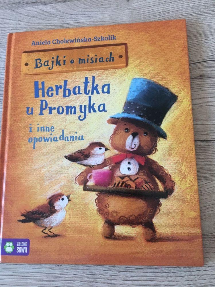 """Książeczka """"Herbatka u Promyka"""""""