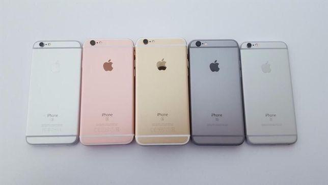 iPhone 6S 16/32/64/128Gb Neverlock купить айфон оригинал Киев б/у 7/8