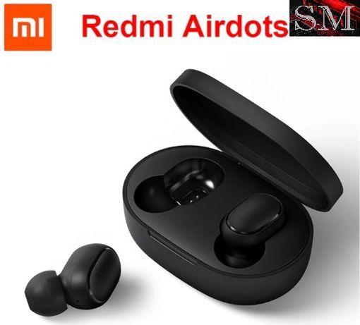 Беспроводные наушники Xiaomi Redmi AirDots Black ORIGINAL
