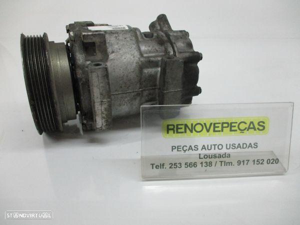 Compressor Do Ar Condicionado Dacia Duster (Hs_)