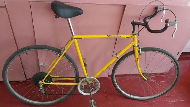 Велосипед ХВЗ Чемпион В551,переделка под дорожную резину.Рама 1962 год