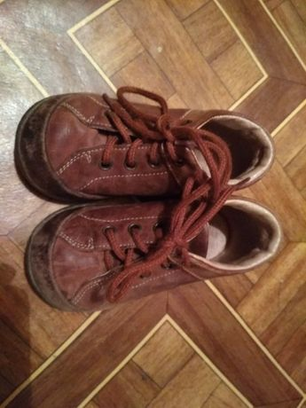 ботинки обувь шнурки весна осень
