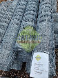 Siatka leśna - promocja, h-1,50m,  50mb