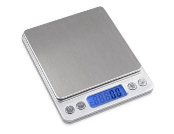 Весы ювелирные 3000г/0.1 c 2 мя чашами MOD-1208