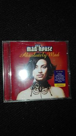 CD Mad House, Absolutely Mad - remixs músicas Madonna