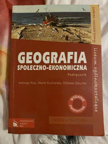 Geografia spoleczno-ekonomiczna