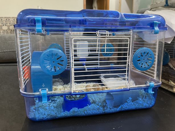 Gaiola hamster Timmy Deluxe