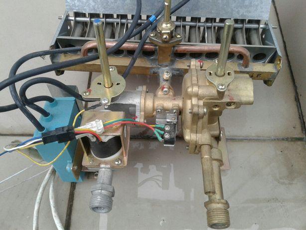 Разборка газовой колонки