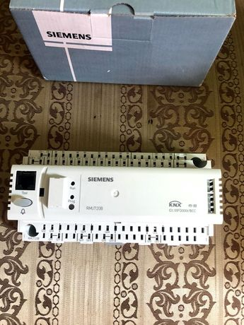 Контроллер Siemens RMU720B-4 модуль расширения RMZ788 787