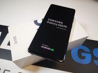 Sklep jak nowy Samsung S20 FE Cloud Navy 128gb DS Balticgsm