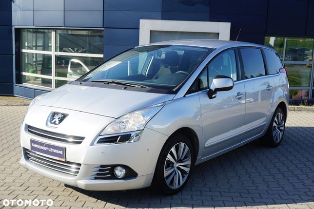 Peugeot 5008 1.6 HDi 115 KM Premium 7os